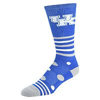 Women's Kentucky Wildcats Razzle Knee-High Socks