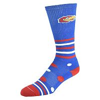Women's Kansas Jayhawks Razzle Knee-High Socks