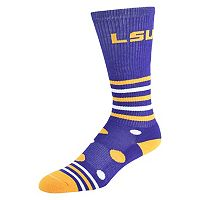 Women's LSU Tigers Razzle Knee-High Socks