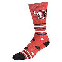 Women's Texas Tech Red Raiders Razzle Knee-High Socks