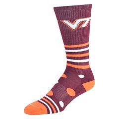Women's Virginia Tech Hokies Razzle Knee-High Socks
