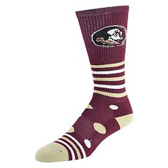 Women's Florida State Seminoles Razzle Knee-High Socks