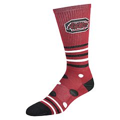 Women's South Carolina Gamecocks Razzle Knee-High Socks