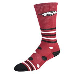 Women's Arkansas Razorbacks Razzle Knee-High Socks