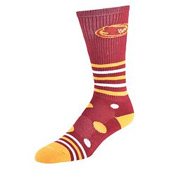 Women's Iowa State Cyclones Razzle Knee-High Socks