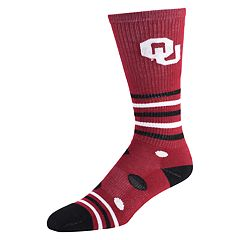 Women's Oklahoma Sooners Razzle Knee-High Socks