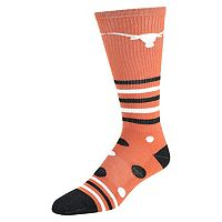 Women's Texas Longhorns Razzle Knee-High Socks