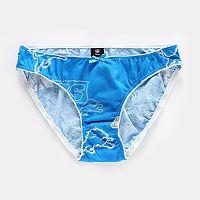 Women's Concepts Sport Detroit Lions Slide Hipster Panty
