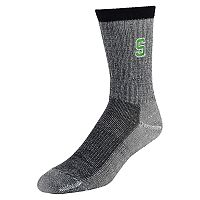 Men's Mojo Michigan State Spartans Hiker Crew Socks