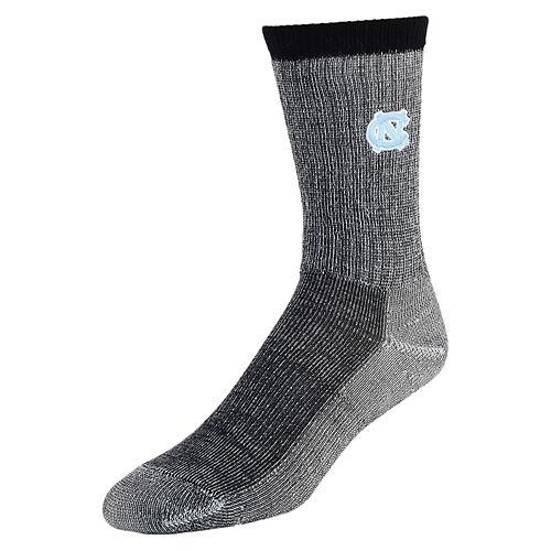 Men's Mojo North Carolina Tar Heels Hiker Crew Socks