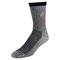 Men's Mojo Ohio State Buckeyes Hiker Crew Socks