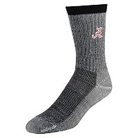 Women's Mojo Alabama Crimson Tide Hiker Crew Socks