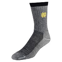 Women's Mojo Notre Dame Fighting Irish Hiker Crew Socks