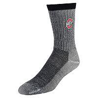 Women's Mojo Ohio State Buckeyes Hiker Crew Socks