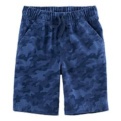 Boys 4-10 Jumping Beans® Camouflaged Pull On Shorts