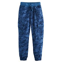 Boys 4-10 Jumping Beans® Camouflaged Cargo Jogger Pants