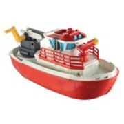 Matchbox Fire Rescue Boat by Mattel