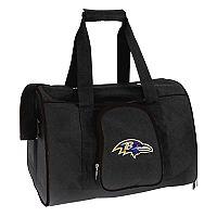 Mojo Baltimore Ravens 16-Inch Pet Carrier