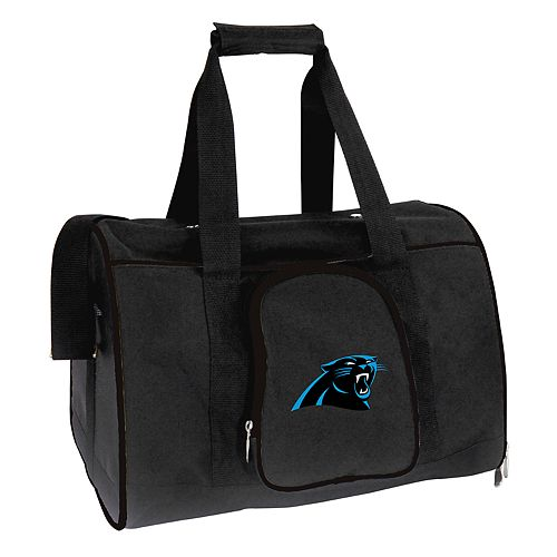 Mojo Carolina Panthers 16-Inch Pet Carrier
