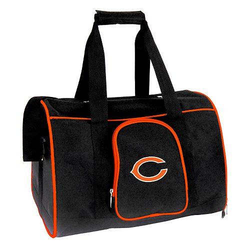 Mojo Chicago Bears 16-Inch Pet Carrier