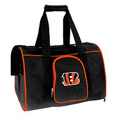 Mojo Cincinnati Bengals 16-Inch Pet Carrier