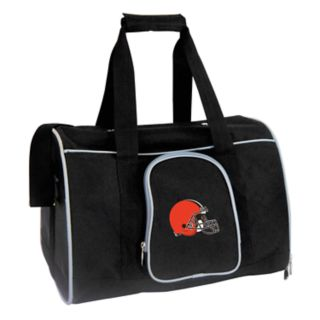 Mojo Cleveland Browns 16-Inch Pet Carrier