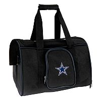 Mojo Dallas Cowboys 16-Inch Pet Carrier