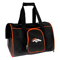 Mojo Denver Broncos 16-Inch Pet Carrier