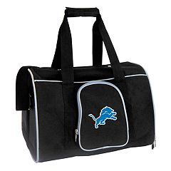 Mojo Detroit Lions 16-Inch Pet Carrier