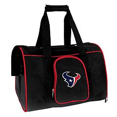Mojo Houston Texans 16-Inch Pet Carrier