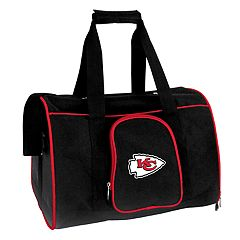 Mojo Kansas City Chiefs 16-Inch Pet Carrier