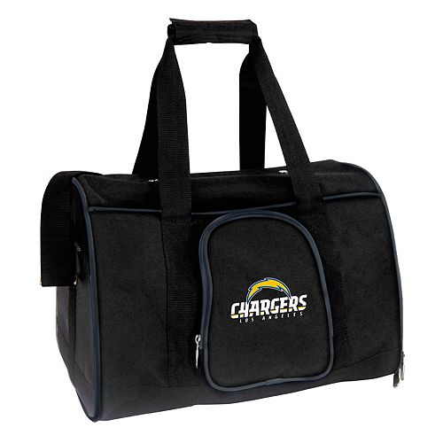 Mojo Los AngelesChargers 16-Inch Pet Carrier