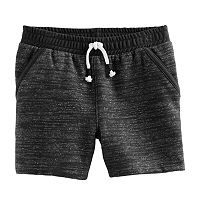 Baby Boy Jumping Beans® Solid Knit Shorts
