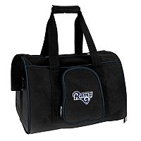Mojo Los Angeles Rams 16-Inch Pet Carrier