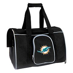 Mojo Miami Dolphins 16-Inch Pet Carrier