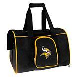 Mojo Minnesota Vikings 16-Inch Pet Carrier