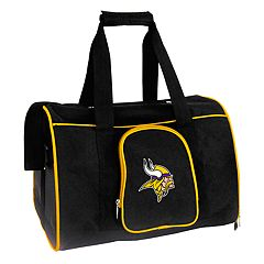 Mojo Minnesota Vikings 16-Inch Pet Carrier