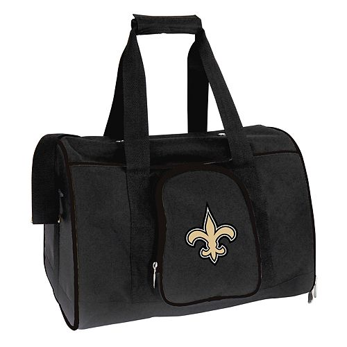 Mojo New Orleans Saints 16-Inch Pet Carrier