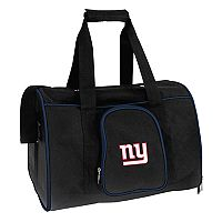 Mojo New York Giants 16-Inch Pet Carrier