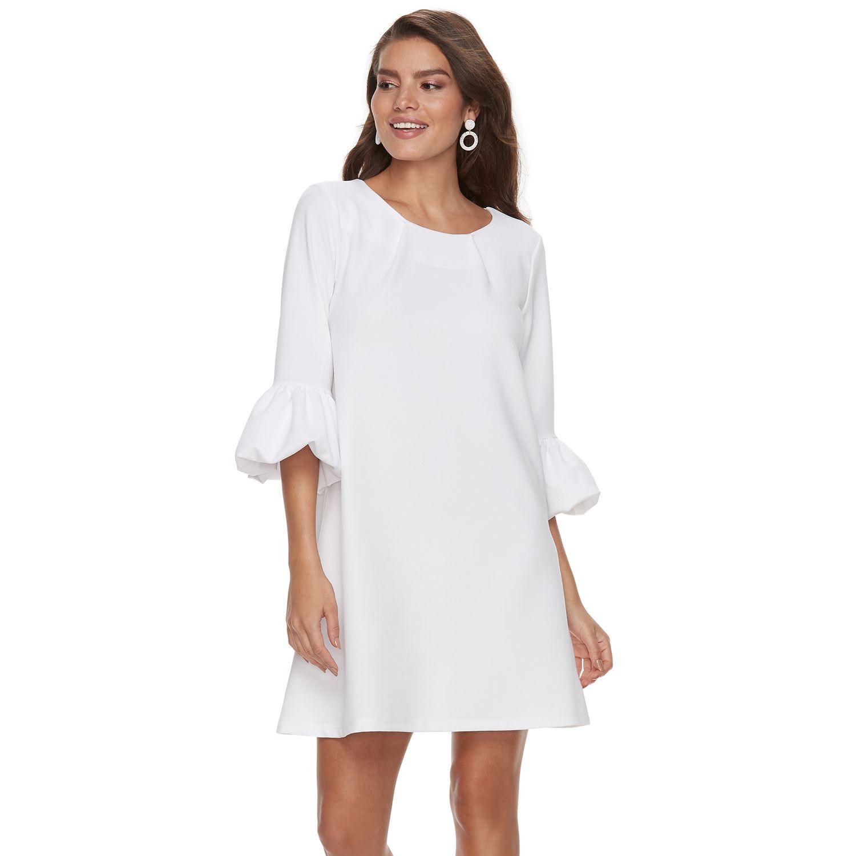Women's White Cocktail Dresses