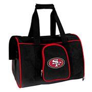 Mojo San Francisco 49ers 16-Inch Pet Carrier
