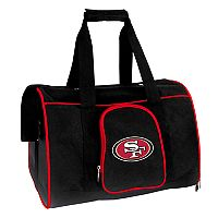 Mojo San Francisco 49ers 16-Inch Pet Carrier