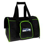 Mojo Seattle Seahawks 16-Inch Pet Carrier