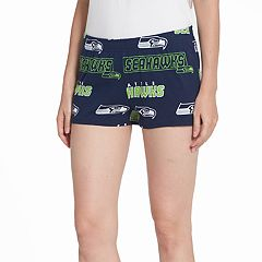 Women's Concepts Sport Seattle Seahawks Slide Shorts