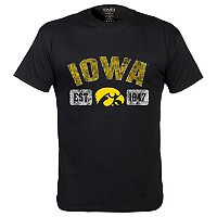 Men's Iowa Hawkeyes Victory Hand Tee