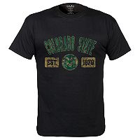Men's Colorado State Rams Victory Hand Tee
