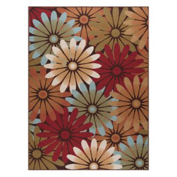 KHL Rugs Majesty Ina Floral Rug