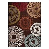 KHL Rugs Majesty Jayce Medallion Rug