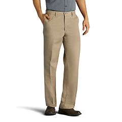 Men's Lee Total Freedom Straight-Fit Comfort Stretch Pants