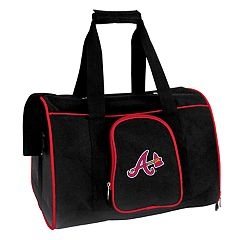 Mojo Atlanta Braves 16-Inch Pet Carrier